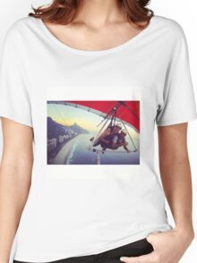 I'd Rather Be...Flying over Rio Women's Relaxed Fit T-Shirt