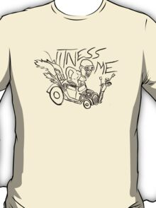 Nux car from Mad Max Fury Road T-Shirt