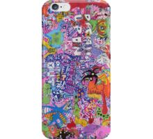 DRAWN OUT - SMALL FORMAT iPhone Case/Skin