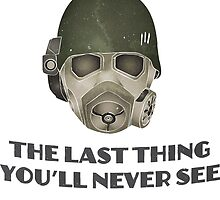NCR Ranger: The Last Thing You'll Never See by Sarah Cimaglio