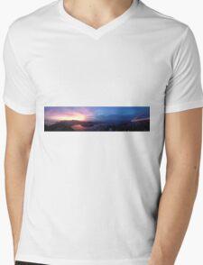 Sunsets in Rio, Pt. 2 Mens V-Neck T-Shirt