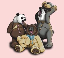 The Three Angry Bears Kids Clothes