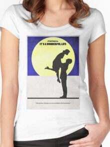 It's a Wonderful Life Women's Fitted Scoop T-Shirt