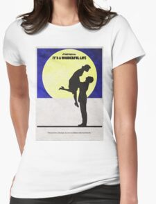 It's a Wonderful Life Womens Fitted T-Shirt