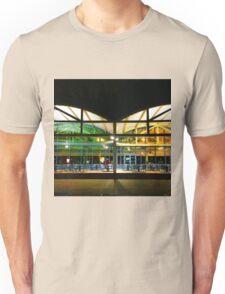 UC Davis Memorial Union at Night Unisex T-Shirt