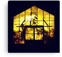 Yellowhouse Canvas Print