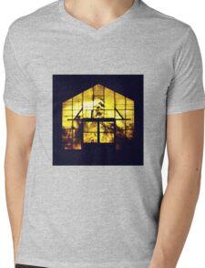 Yellowhouse Mens V-Neck T-Shirt