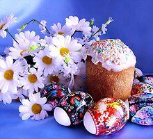 For joyful Easter   by kindangel