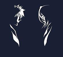 Ichigo x Rukia - BLEACH by langstal