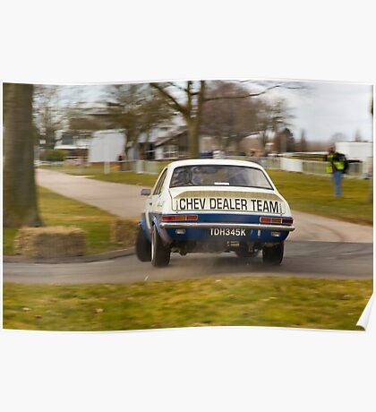 Chevrolet Firenza Poster