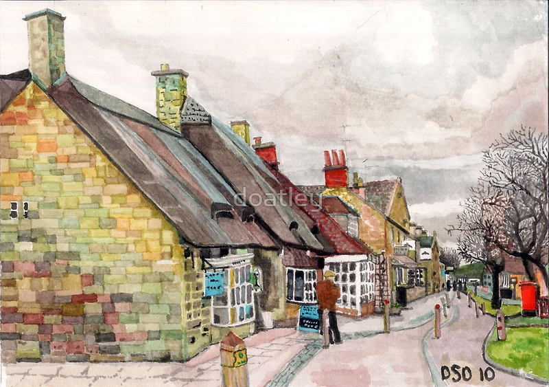 Broadway High Street by doatley