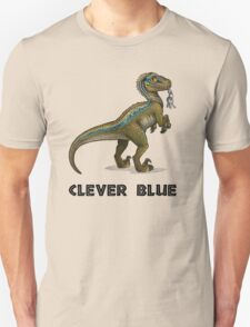 Clever Blue T-Shirt