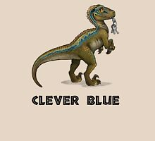 Clever Blue Unisex T-Shirt