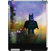 The Caped Crusader iPad Case/Skin