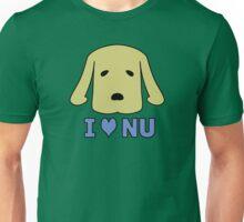 Zoro's I <3 NU (I Love Inu) - ONE PIECE (Chapter 419) Unisex T-Shirt