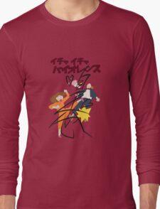 Icha Icha Violence Signed Long Sleeve T-Shirt