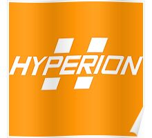 Hyperion Corporation (White) Poster