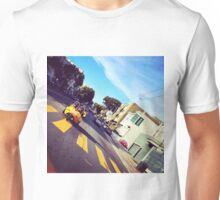 Go Karting in SF Unisex T-Shirt