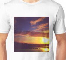 Sunset in Rio, Pt.1 Unisex T-Shirt