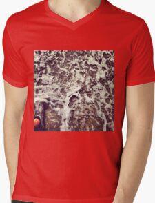 Beach waves Mens V-Neck T-Shirt