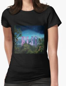 Fiji galaxy Womens Fitted T-Shirt