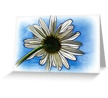 ~ Daisy Day ~ Greeting Card