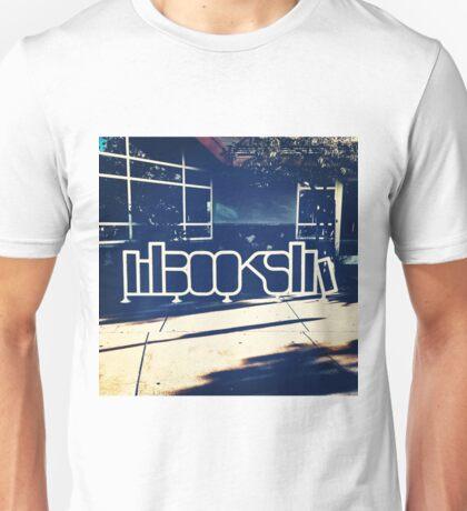 Book Bike Racks Unisex T-Shirt