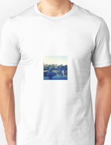Ponds and Obscurities Unisex T-Shirt