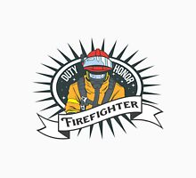 Firefighter Duty and Honor T-Shirt