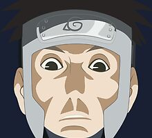 Yamato's Scary Face 1 - Naruto by langstal