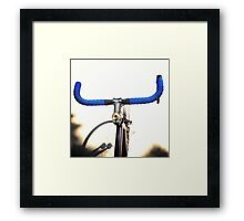 The New Bars Framed Print