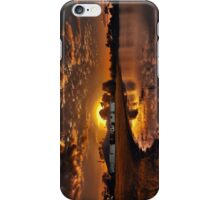 Reflecting sun iPhone Case/Skin