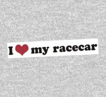 I ♥ my racecar One Piece - Long Sleeve