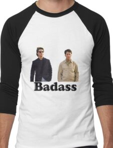Rain Man (Badass) Men's Baseball ¾ T-Shirt