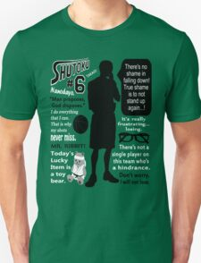 Midorima Shintarou Quotes T-Shirt