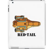Red-Tail iPad Case/Skin