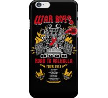 Road to Valhalla Tour iPhone Case/Skin