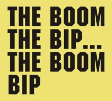 The Boom Bip Kids Clothes