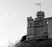 Lincoln Castle by stationjack