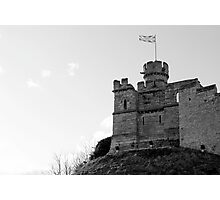 Lincoln Castle Photographic Print