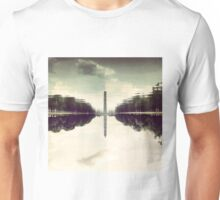 Washington Monument Reflections Unisex T-Shirt