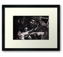 Bill Sims Framed Print