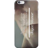 joyce manor - constant headache iPhone Case/Skin