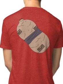 Gaara's Gourd Tri-blend T-Shirt