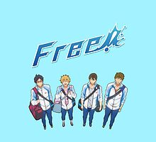 Free! Squad by KaboodleDoodle