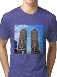 Corn on the Cob Tri-blend T-Shirt