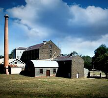 The Historic Andersons Mill by Sue Wilson (Kane)