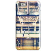 Empty Courts iPhone Case/Skin