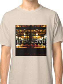 UC Davis Coffee House at Night Classic T-Shirt