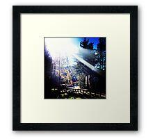 Berkeley Framed Print